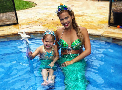 mermaid elle party