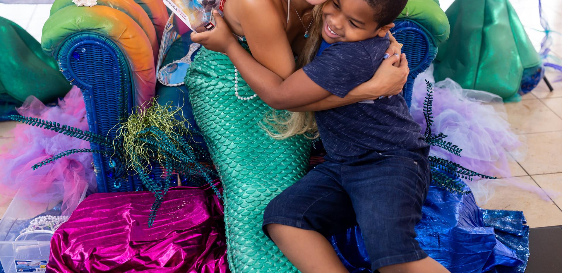 mermaid elle