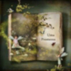 Livro Encantado Uma Promessa