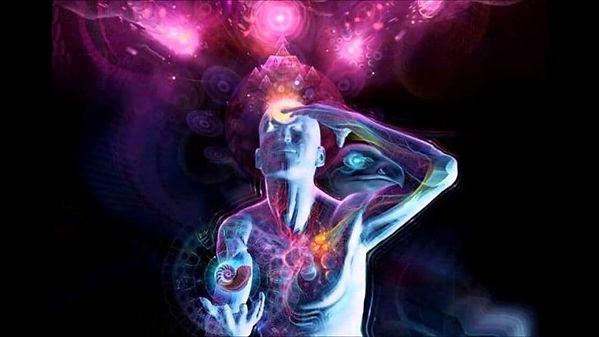 Expansão de consciencia.
