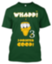 Green and Gold Duck Tee.png