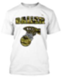 Baller Basketball Camoflauge T-Shirt