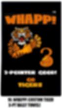 10. Custom Yellow Tiger Whapp! Rally Tow