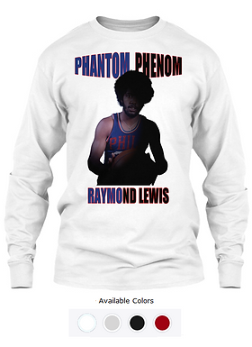 Raymond Lewis Sixer Long Sleeve  Phantom