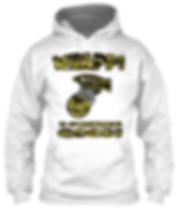 Whapp! 3-Point Shot Camouflage Hoodie