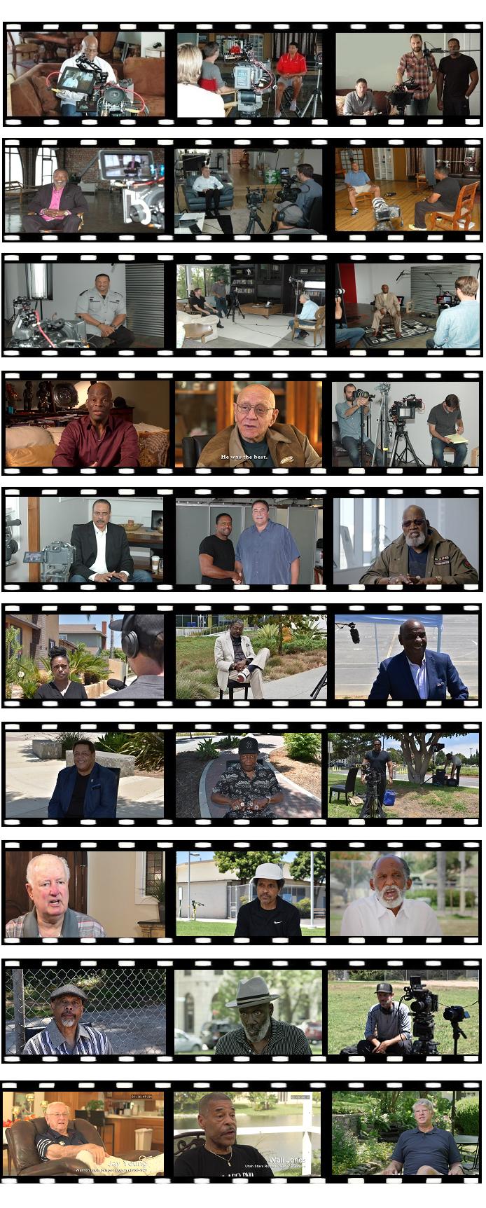 Raymond Lewis Documentary Film Interview