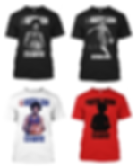 Raymond Lewis T-shirt Display.png
