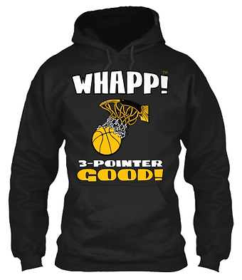 Whapp! 3-point Shot Rally Hoodie