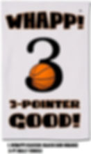 Whapp! 3-Point Shot Rally Towel