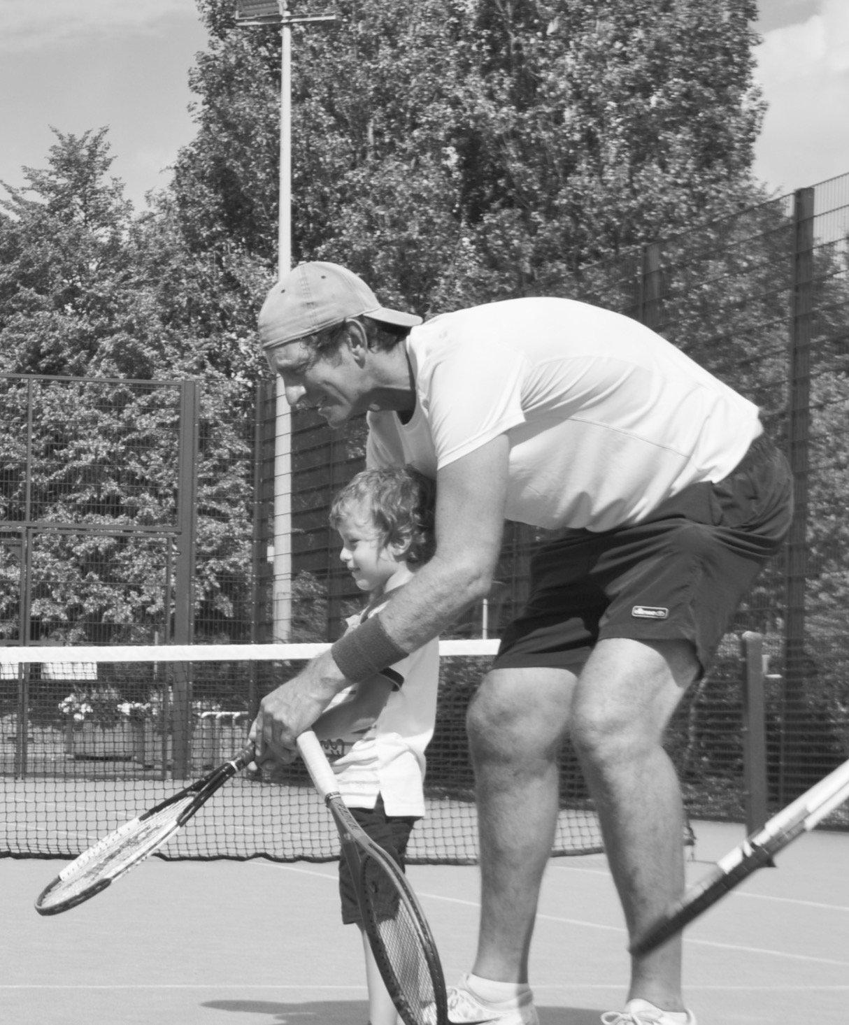 Year 1 & 2 Tennis 26th - 30th July