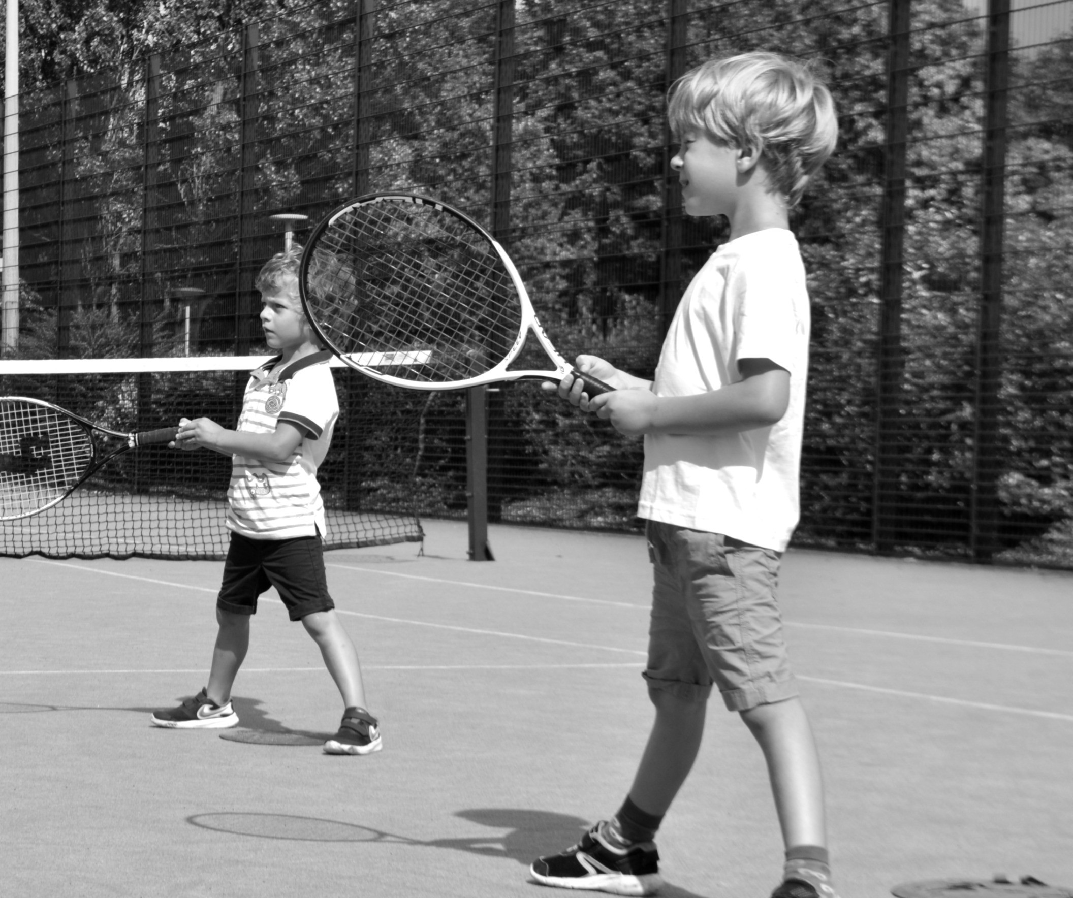 Year 1 & 2 Tennis 3rd to 6th August
