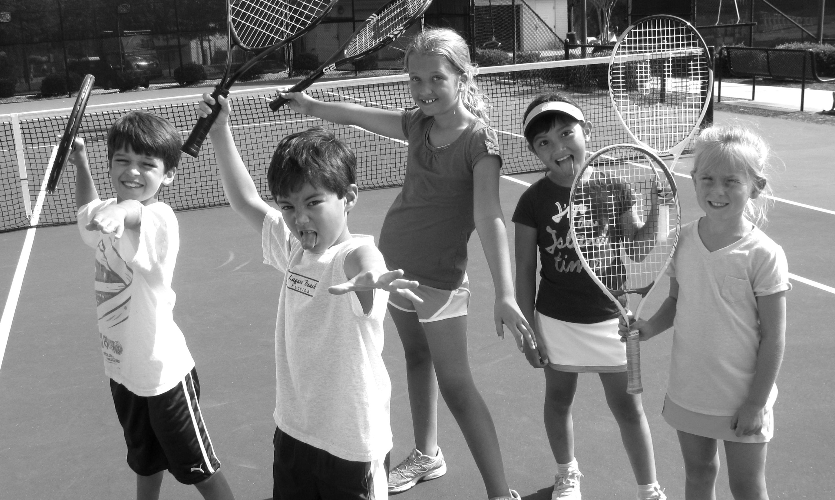 Year 3 & 4 Tennis 26th - 30th July