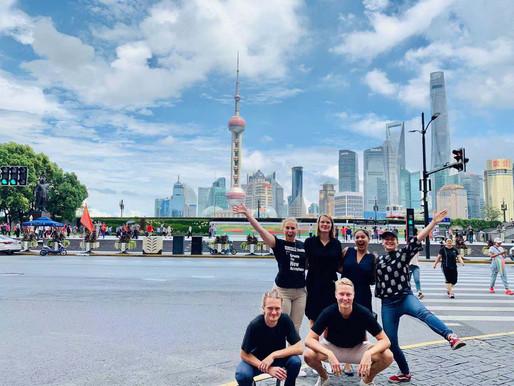 Resan mot Slush Shanghai 2019