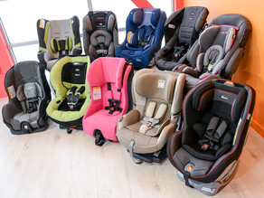Child Car Seats & Stroller Cleanings Available!
