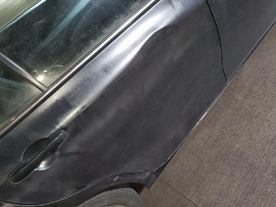 Touch Up Paint Created Dull Appearance