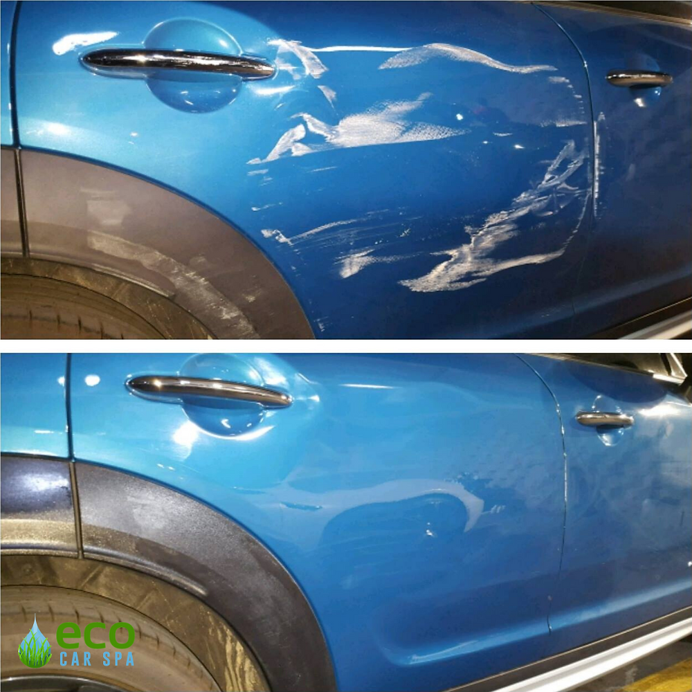 $75 Scratch and Paint Transfer Removal