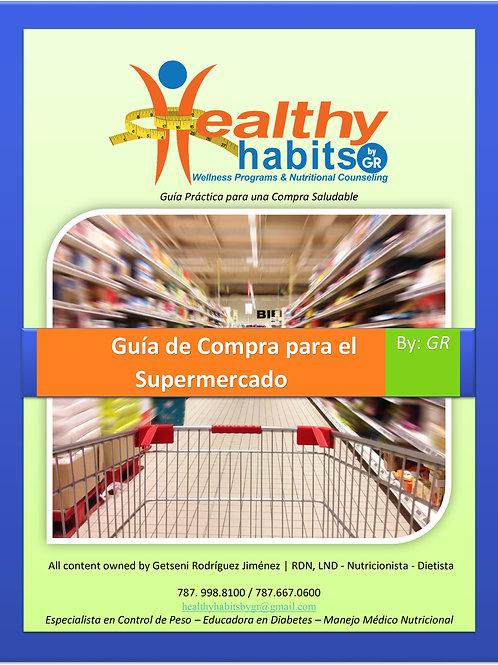Guia de Compras para el Supermercado