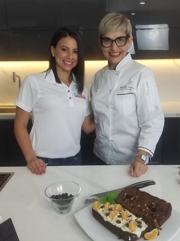 Junto a Chef Marillyn