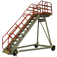 Standard Maintenance Stair 13 Step Turning and Sliding- MST13-1200TS
