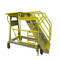 Standard Maintenance Stair (5/6/7/9..19 Step) MST5- MST19-1200