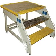 Standard Maintenance Stair (2/3/4 Step)-MST2-MST4-900