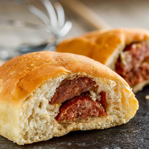 Sausage pig-n-a blanket