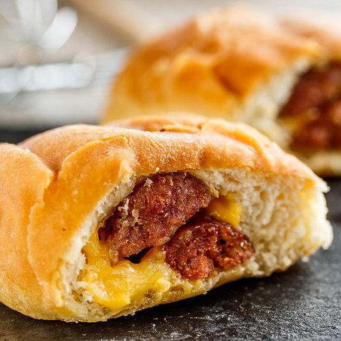 Sausage & Cheese pig-n-a blanket