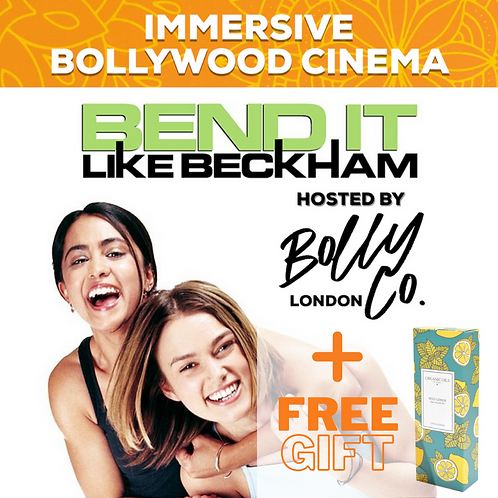 EVENT - Bend it Like Beckham screening + FREE Hair oil