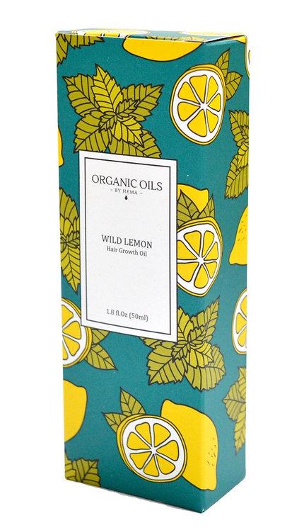Wild Lemon - Hair Growth Oil, 50ml