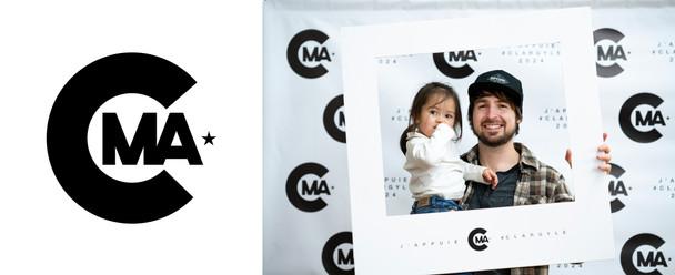 Logo design & event marketing work for le Comité de candidature du Congrès mondial 2024.