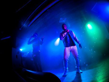 Rap Show au Chateau!