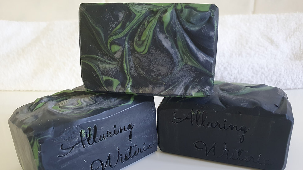 Tea Tree & Activated Charcoal