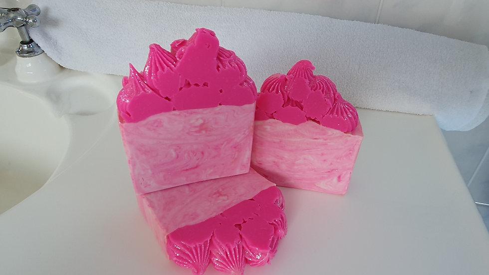 Pink Raspberry Lemonade