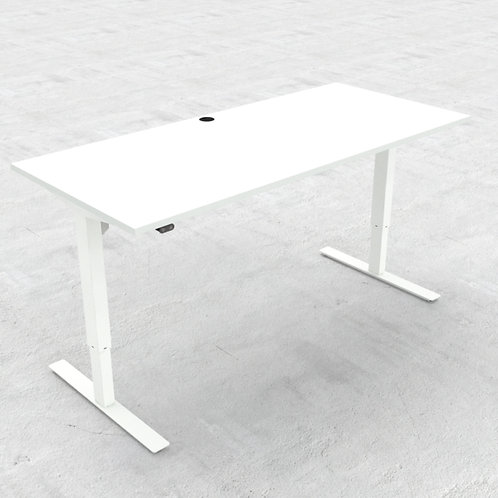 KON47 Hev/senk kontorbord