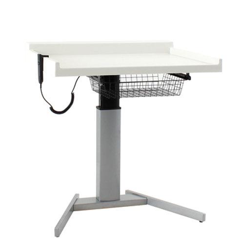 Elektrisk frittstående stellebord KON103