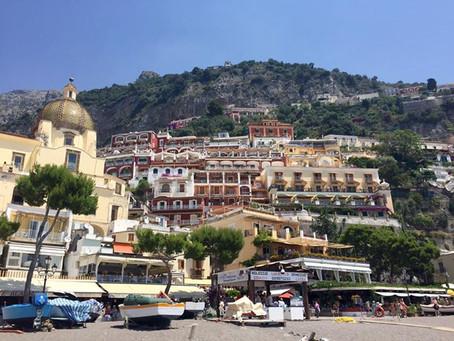 My Favorite Place In The World: Part I // Positano, Amalfi Coast, Italy