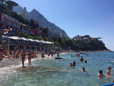 My Favorite Place in the World: Part II // Capri, Amalfi Coast, Italy