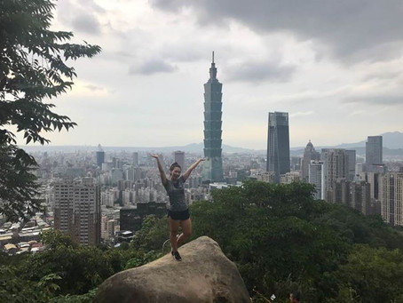 All the Way Up // Songshan District, Taipei, Taiwan