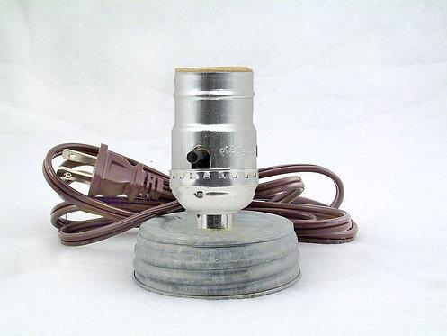 G168 - CANNING JAR LAMP ADAPTER KIT