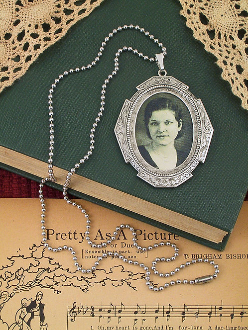 ML203 - PRESERVING MEMORIES NECKLACE KIT