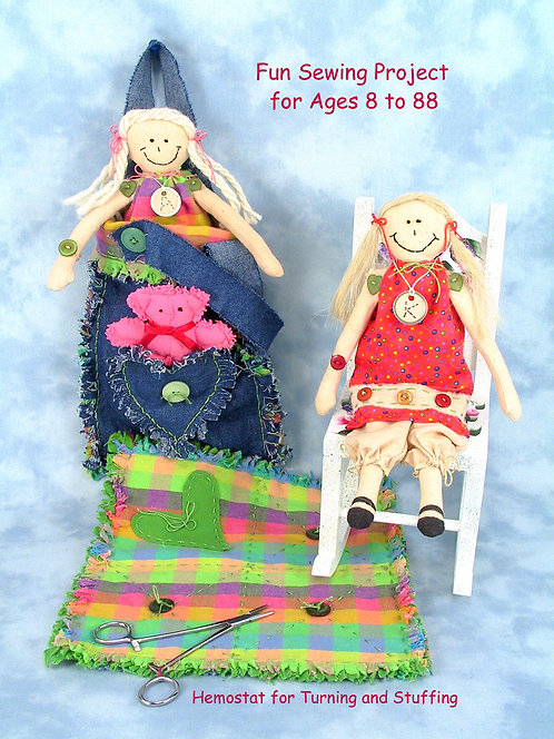 ML191 - JUST MY RAG DOLL AND ME KIT