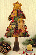 Primitive Patchwork Tree Kit