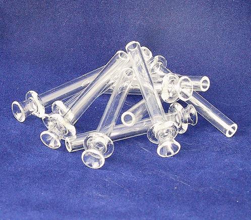 BT101 - BULK GLASS TUBE WICKHOLDERS