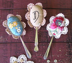 Spoon Pincushion