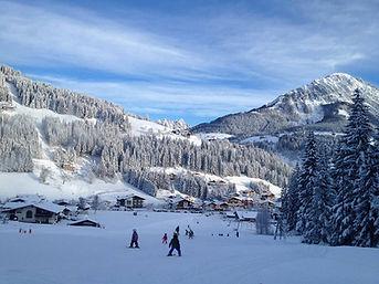 Familienschiurlaub, Kinder, Spaß, Schifahren, Erholung, Schlittenfahren, Schifahren, Winterlandschaft, Löckenwaldhof, Schischule
