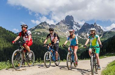 Mountainbiken in Filzmoos