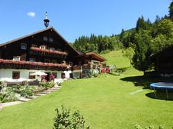 Löckenwaldhof mit Garten