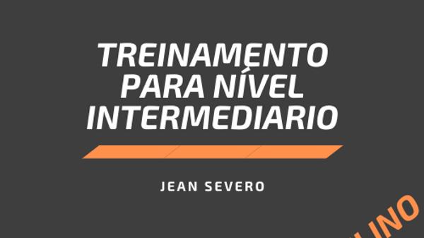Ficha de Treinamento Masculino - Intermediario
