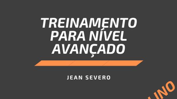 Ficha de Treinamento Masculino - Avançado