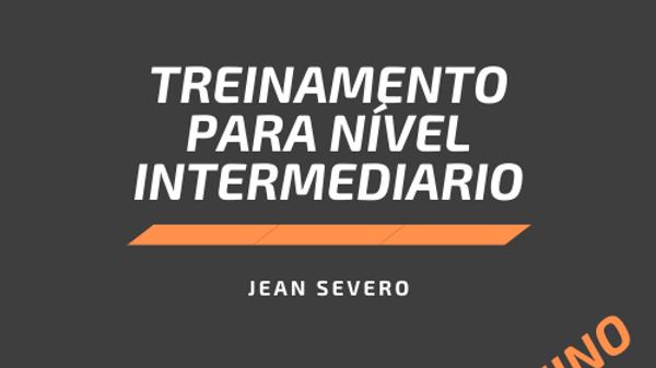 Ficha de Treinamento Feminino - Intermediario